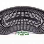 contour basket - 8 Ltr Basket - Additions to plants - pond plants - water plants-0